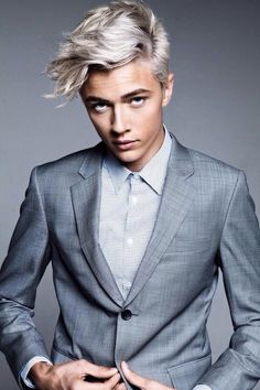 Lucky blue smith More