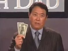 """Cash is Trash - Robert Kiyosaki is an entrepreneur and the author of """"Rich Dad Poor Dad"""", the #1 bestselling personal finance book of all time. In his talk, he discusses where should you put your Money.  Wealthy invest in assets and the poor invest in debt. Unfortunately the savers are in trouble now too! Think about it. If you have all your money in the bank and in the future the dollar become worth nothing and its already showing dramatic decrease in value."""
