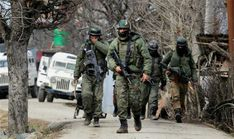 A terrorist was killed on the Line of Control (LoC) in Jammu and Kashmir's Rajouri district as the army foiled an attempt by militants to sneak in from Pakistan. #IndianArmy #Terrorist #JammuKashmir