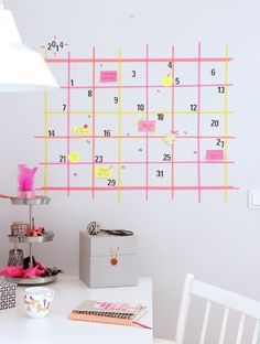 15 Fab Ways to Decorate With Washi Tape