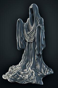 ArtStation - Harry Potter Graveyard Statue , Mark Ranson