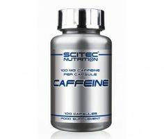 Scitec - Cafeine energizant Scitec Nutrition, Alpha Lipoic Acid, Titanic, Vodka Bottle, Scandinavian, Minerals, Vitamins, Personal Care, Drinks