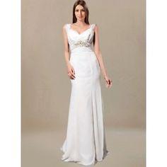Summer Beach Wedding Dress BC862