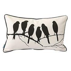 pillow bird