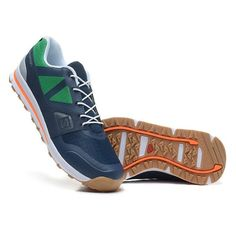 Now Buy Salomon Outban Low Mens Navy Green Peru For Sale Save Up From  Outlet Store at Footlocker. 3f4b9f43465