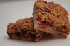 Lingon- och havretosca. Gott #recept från Glutenfria Muminmammans blogg. #Glutenfri #Celiaki