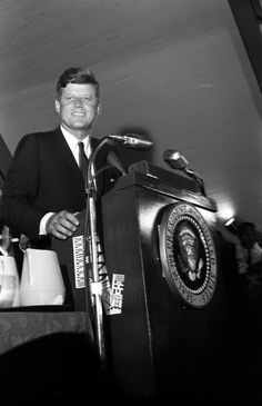 President Kennedy.