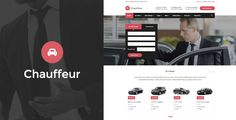Chauffeur - Limousine, Transport And Car Hire HTML Template (Business) - http://wpskull.com/chauffeur-limousine-transport-and-car-hire-html-template-business/wordpress-offers