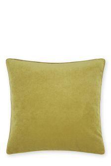 Large Soft Velour Cushion (680914X56)   £14