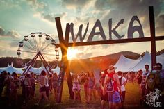 I'll be at Waka in 6 days. Oh. My. Gosh. I am beyond stoked to be there again.