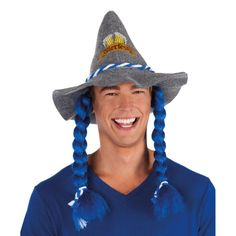 Bierfest Hat with Hair #Hat #Adult #BavarianBeerFestival #Men #Oktoberfest  #fancydressup #Costume #carnivalstore #fancydresscostume #fancydressparty 🔎search Bierfest Hat with Hair on https://carnivalstore.de🔎 ✈️ ✈️ ✈️ free shipping on all orders over €75 ✈️ ✈️ ✈️