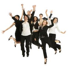 """Why You Should Keep your Employees Happy  Employee morale describes """"the overall outlook, attitude, satisfaction, and confidence that employees feel at work."""" When employees are positive about their work environment and believe that they can meet their most important needs at work, employee morale is positive or high."""