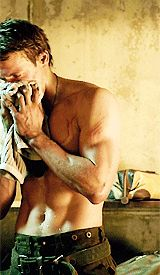 Sons of Anarchy shirtless celebrities Queer as Folk hot guys Charlie Hunnam gif