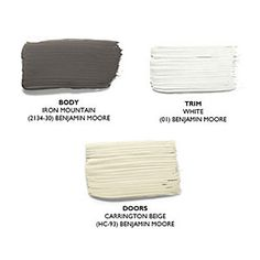 High-Contrast Color | Pick the Right Exterior Paint Colors - Southern Living Mobile