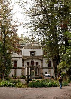 Hosteria, former Hacienda la Cienega, Ecuador. Photo: marios savva, via Flickr
