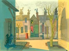Backgrounds from 101 Dalmatians
