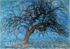 Piet Mondrian Avond Evening Red Tree painting for sale, this painting is available as handmade reproduction. Shop for Piet Mondrian Avond Evening Red Tree painting and frame at a discount of off. Piet Mondrian, Art, Mondrian, Abstract, Tree Art, Piet, Abstract Tree, Painting, Dutch Artists
