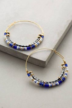 Lendemain Hoops by Gas Bijoux