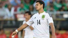 Chicharito se perderá partidos de Eliminatoria con el Tri