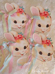 Girlie Bunny tags
