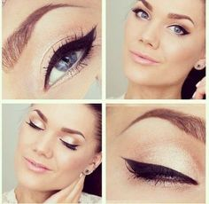 Winged eye