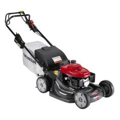 Honda 21 in. Variable Speed Self-Propelled Electric Start Gas Mower-HRX217HZA at The Home Depot
