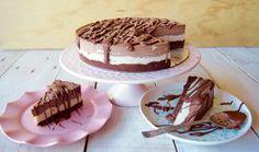 Paleo Raw Tiramisu Cake Recipe.