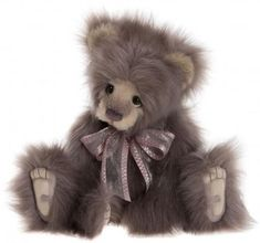 Jesse Charlie Bears Plumo Teddy Bear by Isabelle Lee LtdEd - for sale online Ever After, Teddy Edwards, Bear Shop, Charlie Bears, Boyds Bears, Bear Paws, Cute Teddy Bears, Bear Doll, Plush