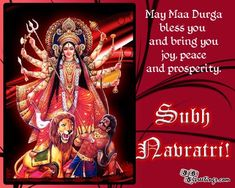 Navratri Wishes Messages and Navratri SMS Quotes Share this on WhatsAppIn this time of the year, Hindus are exchanging warm and heartfelt navratri wishes and greetings to each other. Navratri festival is [. Navratri Wishes Images, Navratri Messages, Navratri Quotes, Happy Navratri Wishes, Happy Navratri Images, Navratri Greetings, Maa Durga Photo, Happy Durga Puja, Durga Ji