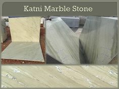Katni Marble Stone Katni Marble Stone is oldest and the best quality marble in the world. It needs no chemical reinforcement like italian marble, no pin holes, no color change and loss of polish. This is practically verified by the buildings  and numerous temples,mosques,churches and monuments in India for over 100 years now. Thus a life of 100 years is guaranteed. It comes in Beige, light green, purple colors. Unlike white marble or Italian marbles; it has very broad strips patterns. This…
