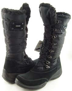 Geox Black Boots