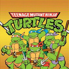 Pin for Later: The Strangest Teenage Mutant Ninja Turtle Facts We Could Find
