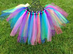 Mad Hatter tutu Mad Hatter Costume Brightly by TheSugaredRibbon, $21.50