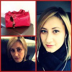 Red bag...