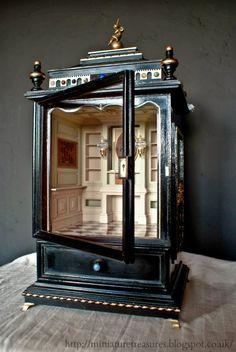 Miniature Treasure Room