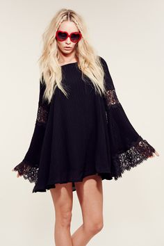 73a4e1a8213 For Love   Lemons Festival Dress in Black