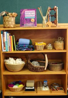 Lessons, stories and discussions to help Montessori educators bring more Handwork into their classroom or homeschool enviroment. Montessori Elementary, Montessori Education, Montessori Classroom, Montessori Materials, Montessori Activities, Art Classroom, Montessori Baby, Maria Montessori, Primary Classroom