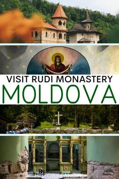 planning your day Stories, photographs, and travel tips from my visit to Rudi Monastery in northern Moldova. Rudi is a great day trip from Chisinau. Amazing Destinations, Travel Destinations, Travel Europe, Planning Your Day, Trip Planning, Travel Guides, Travel Tips, Moldova, Romantic Travel