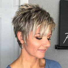 Today we have the most stylish 86 Cute Short Pixie Haircuts. We claim that you have never seen such elegant and eye-catching short hairstyles before. Pixie haircut, of course, offers a lot of options for the hair of the ladies'… Continue Reading → Short Hairstyles For Thick Hair, Twist Hairstyles, Short Hair Cuts, Curly Hair Styles, Simple Hairstyles, Pixie Cuts, Party Hairstyles, Hairstyles Haircuts, Natural Hairstyles