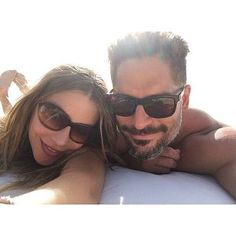Sofia Vergara and Joe Manganiello's Honeymoon Pictures | POPSUGAR Celebrity