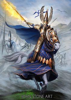 ArtStation - Prince Tyrion Ascendant, John Stone