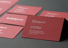 30 amazing business cards - Best of October and November 2014