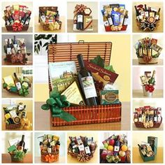 Check out our great selection of wine gift baskets at: www.labellabasketsbyhanny.com