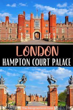 London Must See, Tudor Dynasty, London Guide, Day Trips From London, Hampton Court, Filming Locations, London Travel, Culture Travel, The Hamptons