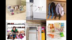 Home Organization, Color Splash, Cabinet, Storage, Youtube, House Ideas, Furniture, Watch, Home Decor