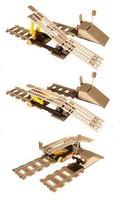 "CarTransport5 | Built for the ""RAILBRICKS SET DESIGN CONTEST… 