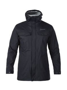 Berghaus Womens Stormcloud Waterproof Jacket The Berghaus Women s ...