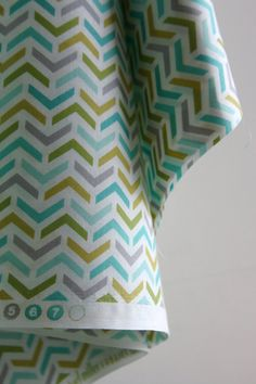 Ripples in Aqua by Patty Sloniger from the Les by SewFineFabric, $10.00