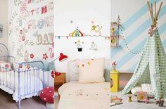 Veja algumas ideias para decorar o quarto dos seus filhos e saiba como usar cada elemento decorativo para criar espaços que combinem descontração, utilidade e beleza.