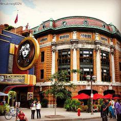 Le Capitol, salle de spectacle, Il theatro est un excellent restaurant qui se trouve au rez-de-chaussée,